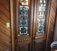 22 *antique-stained-glass-doors