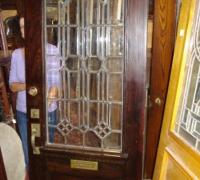 126-antique-beveled-glass-door