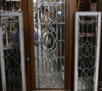 136-antique-beveled-glass-door