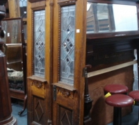 139-5-antique-beveled-glass-matching-carved-pairs-of-doors-with-different-antique-beveled-glas