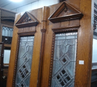 140-antique-beveled-glass-matching-carved-pairs-of-doors-with-different-antique-beveled-glass