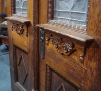 142-antique-beveled-glass-matching-carved-pairs-of-doors-with-different-antique-beveled-glass
