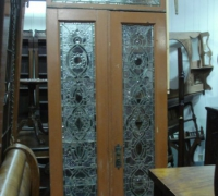 143-sold-great-antique-jeweled-and-leaded-glass-doorway