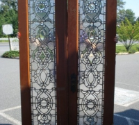 144-sold-great-antique-jeweled-and-leaded-glass-doorway