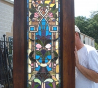 20G-antique-stained-glass-doors