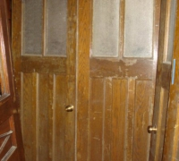 166-antique-wood-doors-2-pairs-60-w-x-86-h