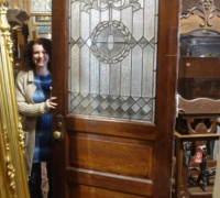 168-antique-leaded-glass-door