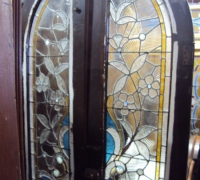 179-antique-stained-glass-doors-2-pairs-48-w-x-96-h