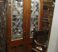 18 *antique-glass-doors-2-pairs