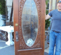 186-antique-carved-beveled-glass-door