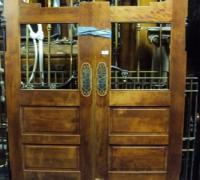 190-sold-antique-wood-salon-doors