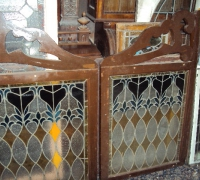 194-antique-stain-glass-doors