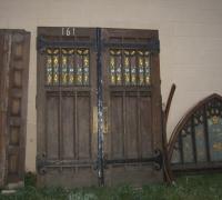 208 -antique-gothic-doors