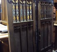 209 -antique-gothic-doors