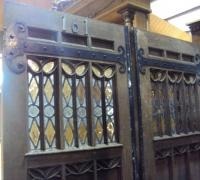 210 -antique-gothic-doors