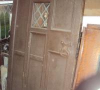 227-sold-antique-wood-castle-door