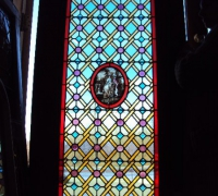 231-sold-antique-stained-glass-door