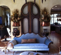 233-sold-antique-arched-wood-door