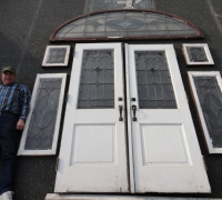 234-sold-antique-leaded-glass-door