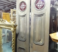 62-sold -antique-stained-and-carved-doors