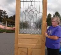 71- sold -antique-leaded-glass-door