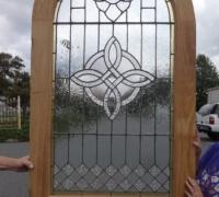 72-sold -antique-leaded-glass-door