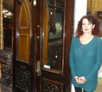 84-sold-antique-wood-carved-door