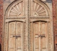 15....CASTLE DOOR 10' 5
