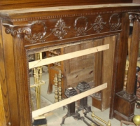 100-antique-carved-fireplace-mantle
