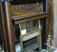 103-antique-carved-fireplace-mantle