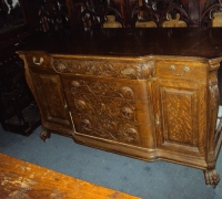 106-antique-carved-front-bar-short-sideboards