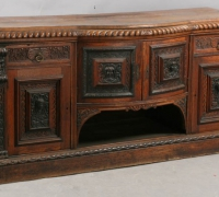 109-antique-carved-front-bar-short-sideboards