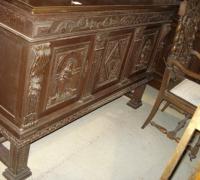 46-antique-carved-front-bar-short-sideboards