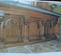 50- sold - antique-carved-front-bar-antique-carved-altar