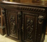 54-antique-carved-front-bar-short-sideboards