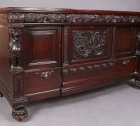 72-antique-carved-front-bar-short-sideboards