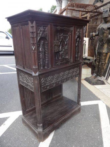 Antique Gothic Style Furniture Castle Amp Church Antiques