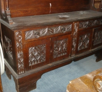 104-antique-carved-gothic-sideboard