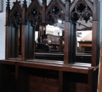 1404-sold - antique-carved-gothic-altar-into-bar-cabinet