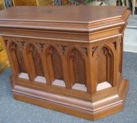 27-sold- antique-carved-gothic-altar