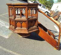 1405-sold -antique-carved-raised-gothic-pulpit