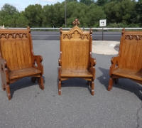 66-sold -set-of-antique-carved-gothic-chairs