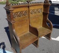 84-sold-antique-carved-gothic-benches