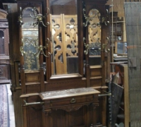24- sold - antique-carved-hall-rack