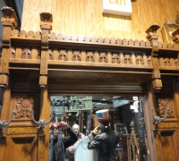 61-antique-carved-hall-rack-hall-mirror