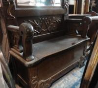 69- sold - antique-carved-hall-rack