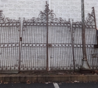 Iron - Gates, Fence, Beds, Tables, etc