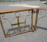 108-28-ft-brass-and-oak-railing