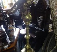 175 -brass-eagle-lectern- 61'' h x 21'' w x 19'' d - c.1880