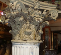 478-antique-iron-capital-and-column